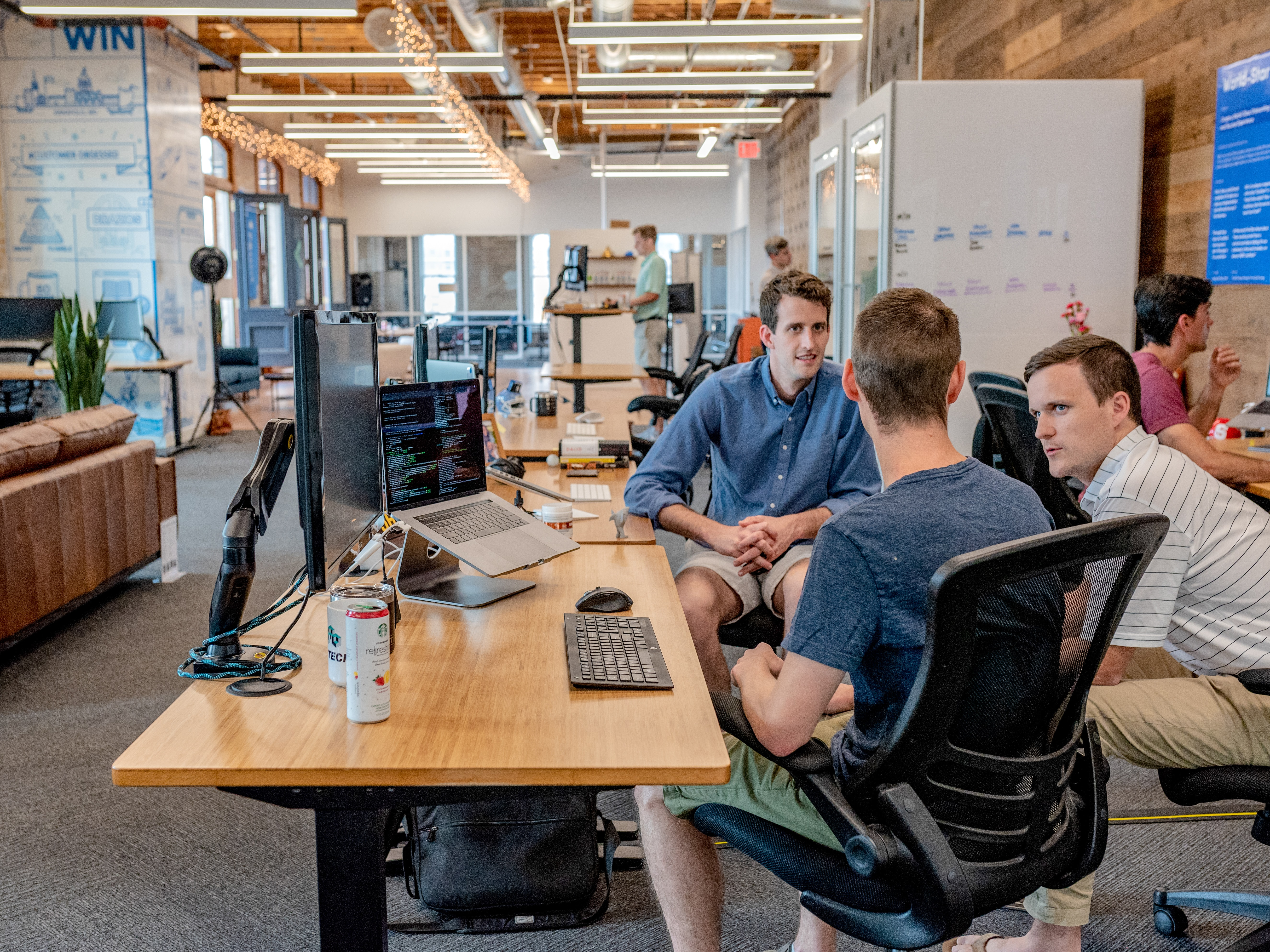 coworking to stop being lonely