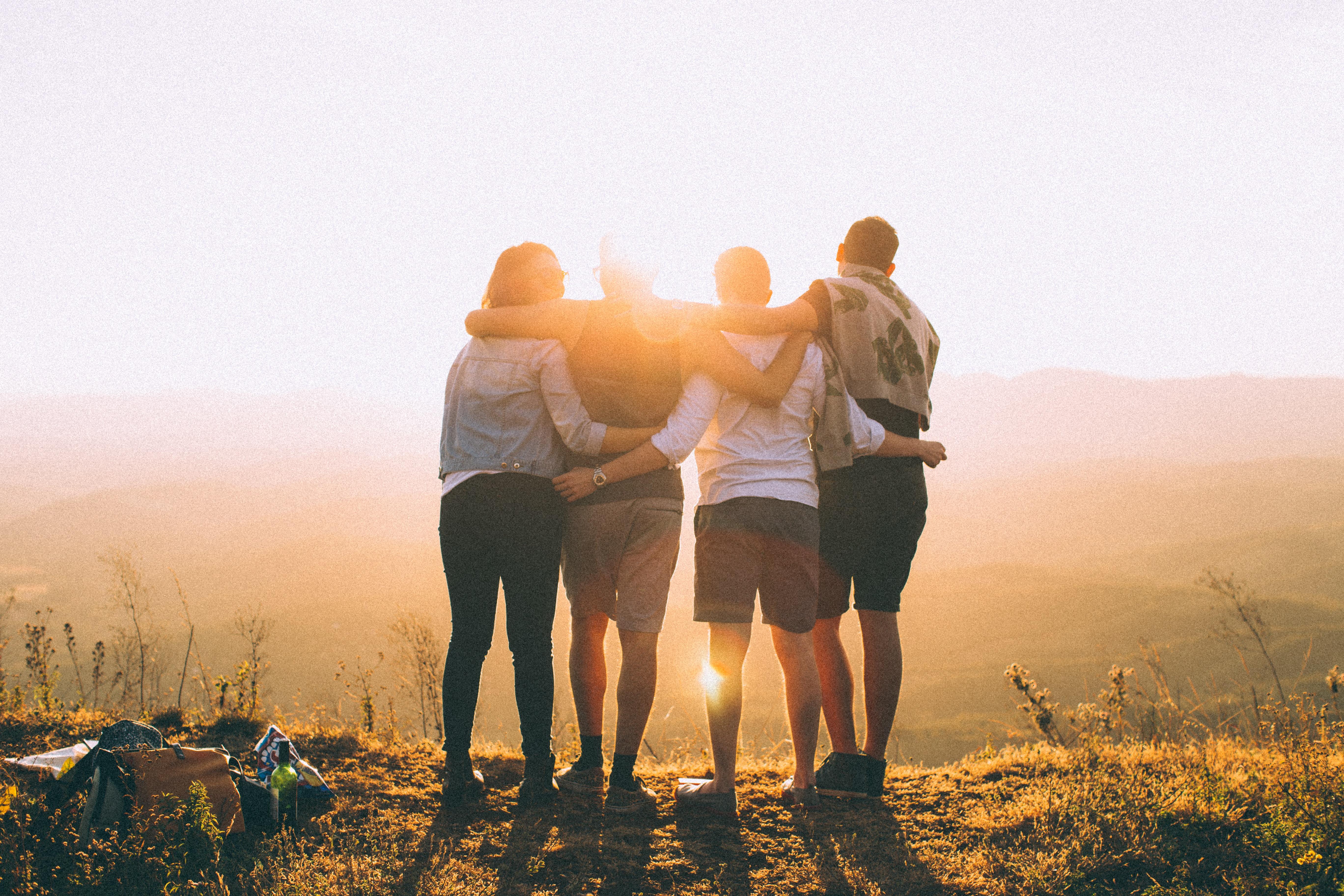 The Three Fundamental Pillars of a True Friendship