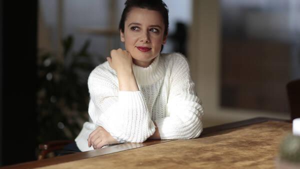 Melanie Aronson thinking