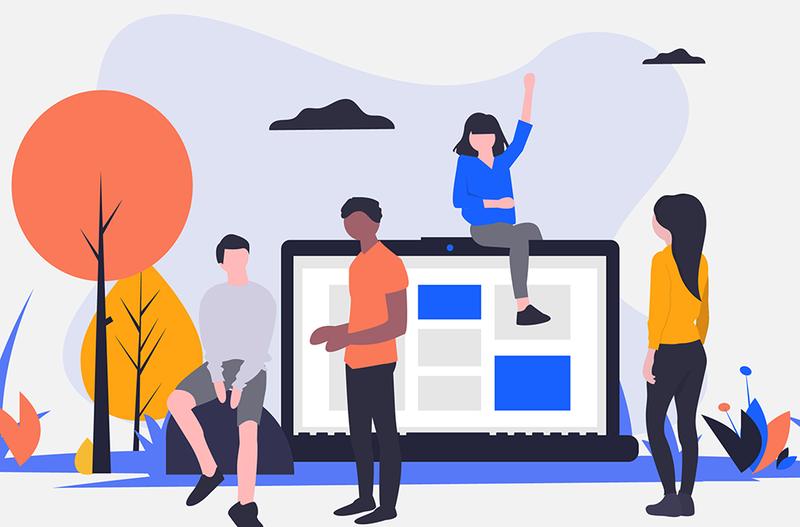 Exploring The Mental Health Benefits of Online Communities